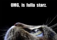 OMG, is fulla stars